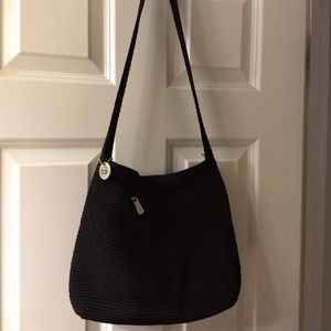 Black SAC Shoulder Bag